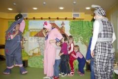 Внутренне освещение Детского развивающего центра «Крошка РУ»