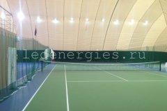 Освещение крытого спортивного комплекса