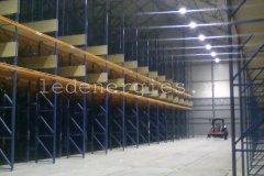 Строительство новых складов