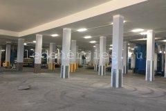 Реконструкция цеха по производству нетканого материала  площадью 4000 кв.м.