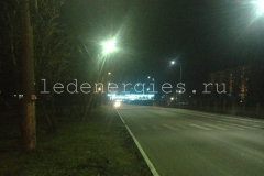 Уличное освещение ул. Машиностроителей г. Ковров