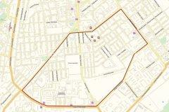 Велопешеходная дорожка протяжённостью 6,29 км