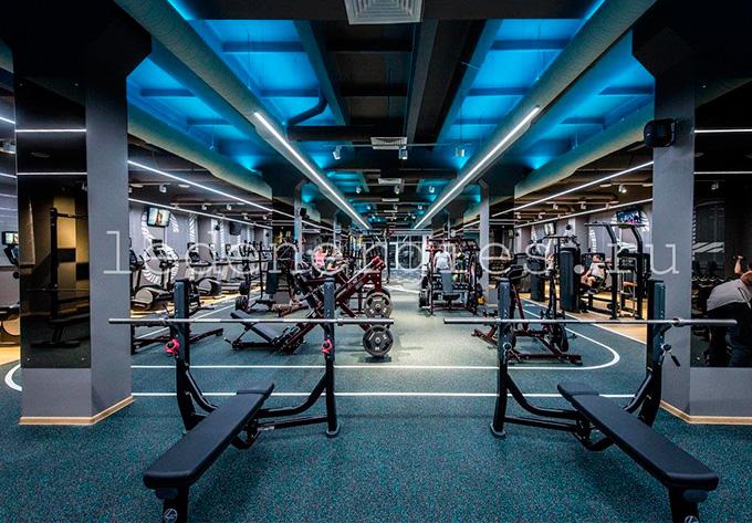 Фитнес клуб премиум класса «Атмосфера»