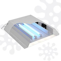 Бактерицидные светильники и рециркуляторы воздуха